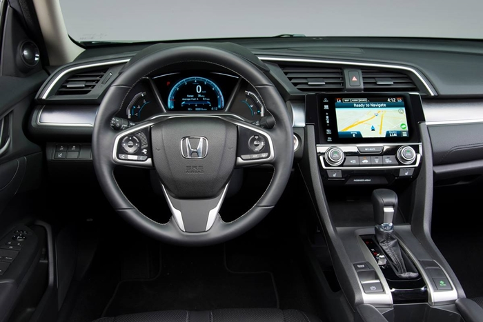 Honda Civic AS 2015.05