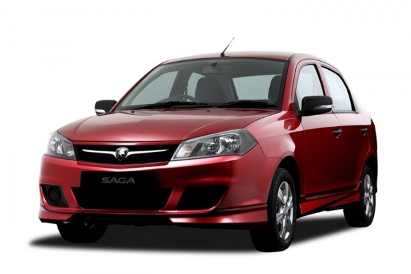 Proton Saga Plus 2015.03