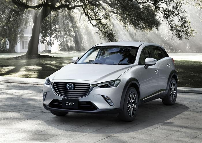 Mazda CX-3 2015.01