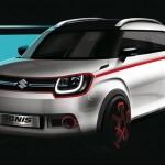 Suzuki Ignis Trail Concept 2 2015