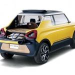 Suzuki Mighty Deck Concept 2015