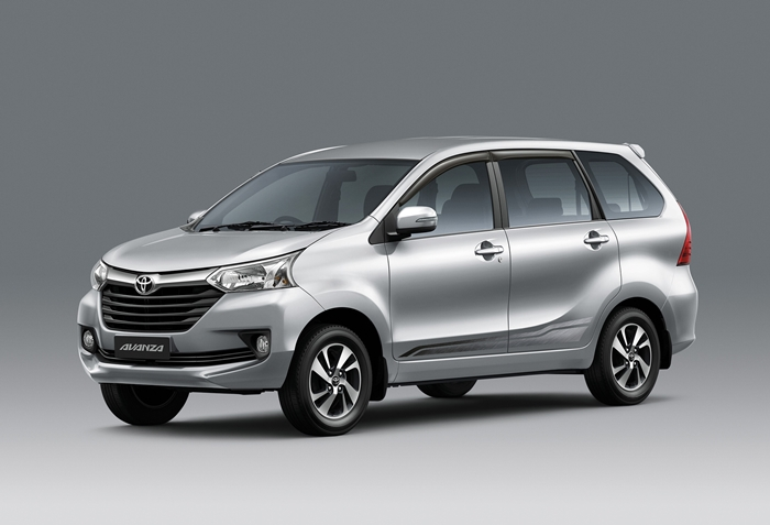 Toyota Avanza 2015.09