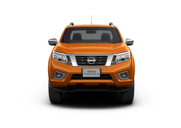 Nissan Navara Launch 2015.03