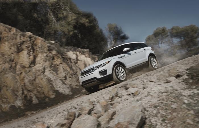Range Rover Evoque 2016.01