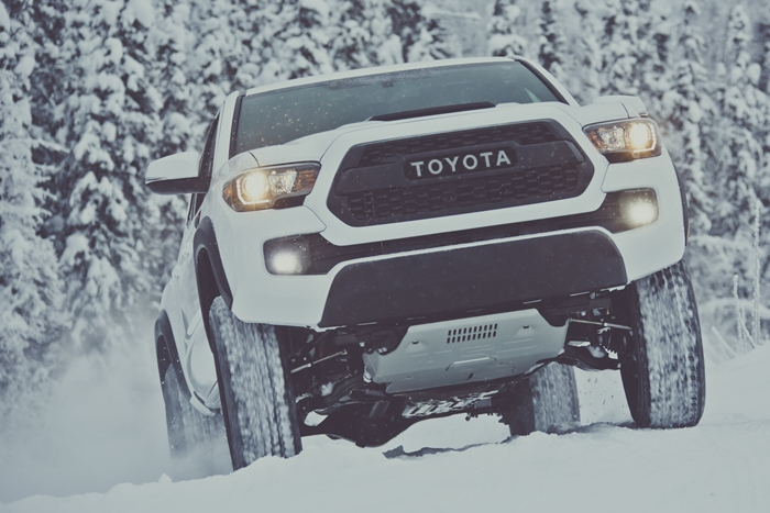 Toyota Tracoma TRD Pro03