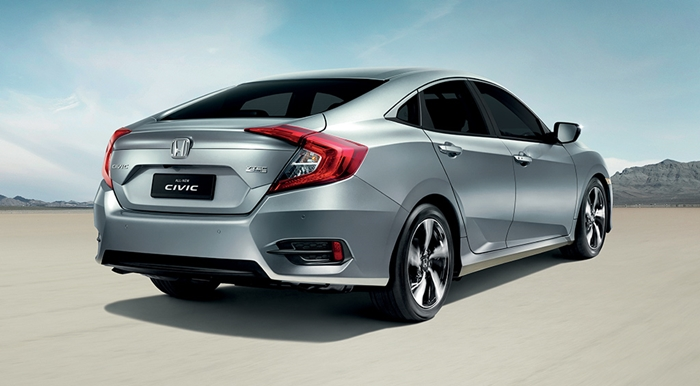 Honda Civic June.2016.01