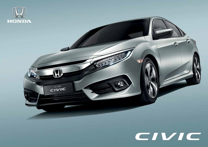 Honda Civic.2016.04