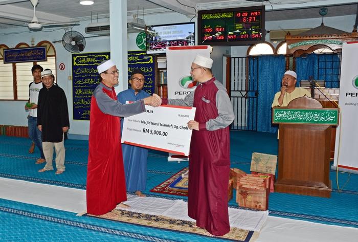 Perodua Donation