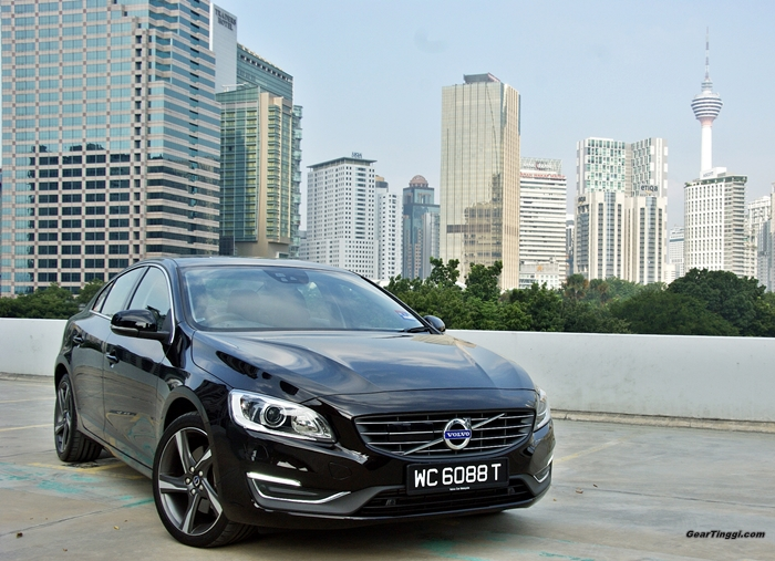 Volvo S60 T6 GT.2016.07