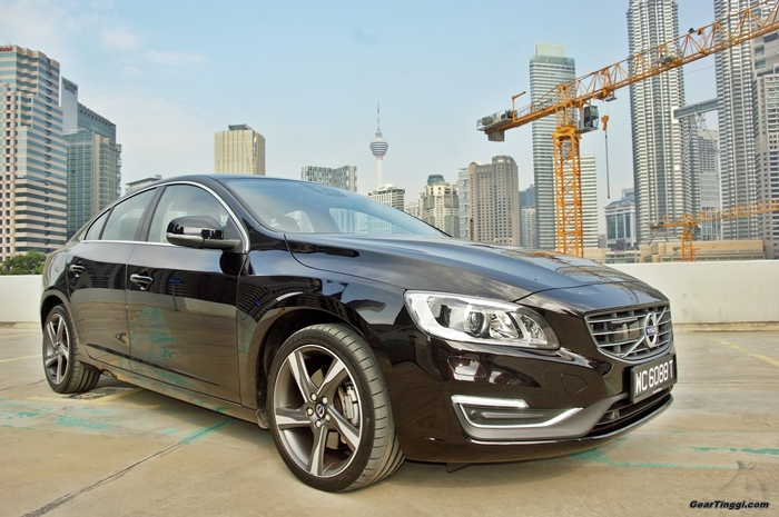Volvo S60 T6 GT.2016.08