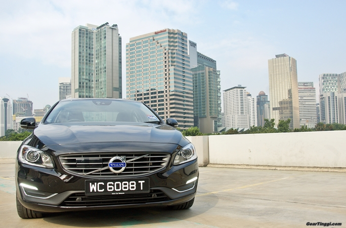 Volvo S60 T6 GT.2016.10