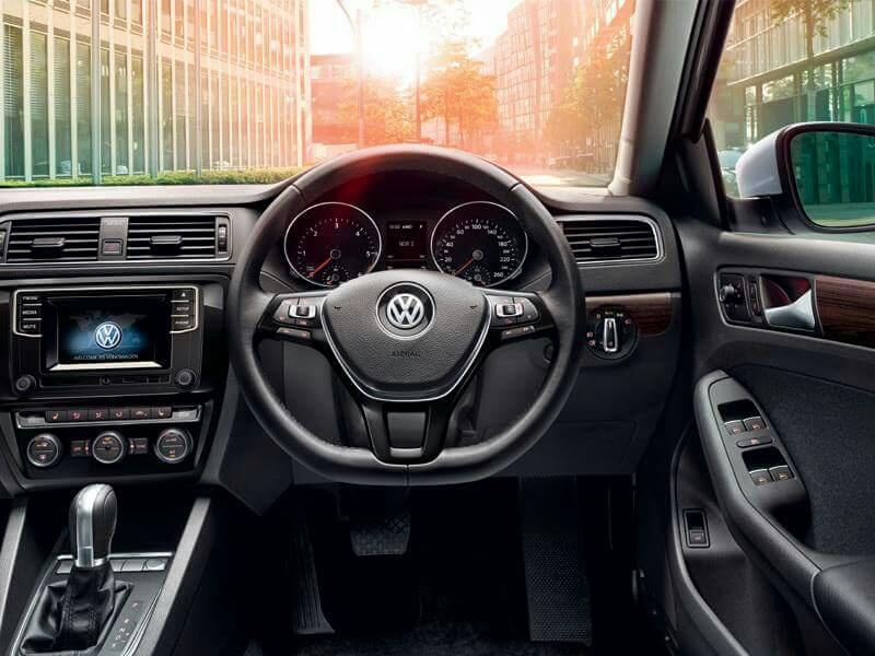 VW Jetta facelift 2016