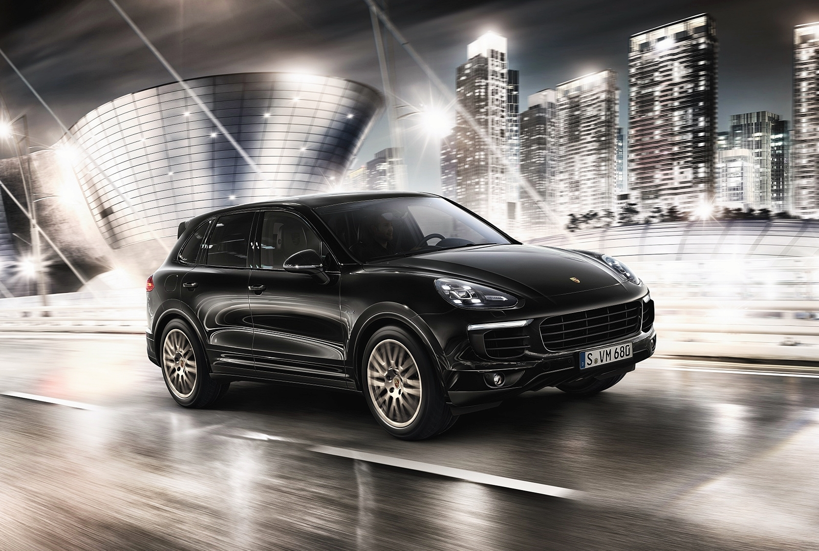 porsche cayenne platinum edition 2017. Black Bedroom Furniture Sets. Home Design Ideas