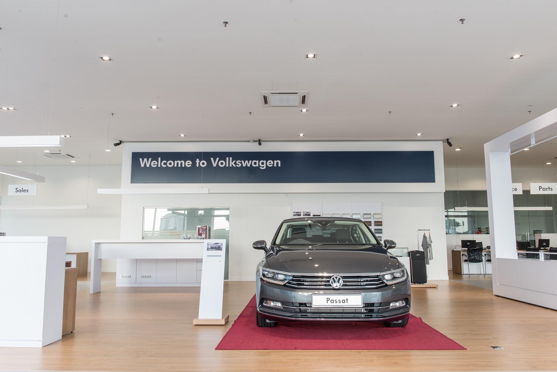 Volkswagen 3S Tebrau, Johor