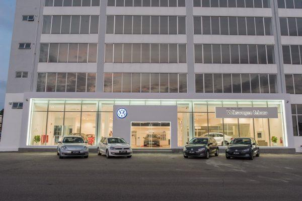 Volkswagen Tebrau 3S Centre