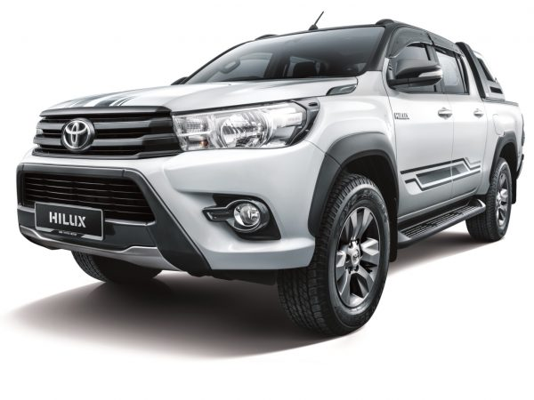 Toyota Hilux 2.4G AT Limited Edition
