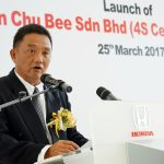 Ban Chu Bee Honda 4S Centre