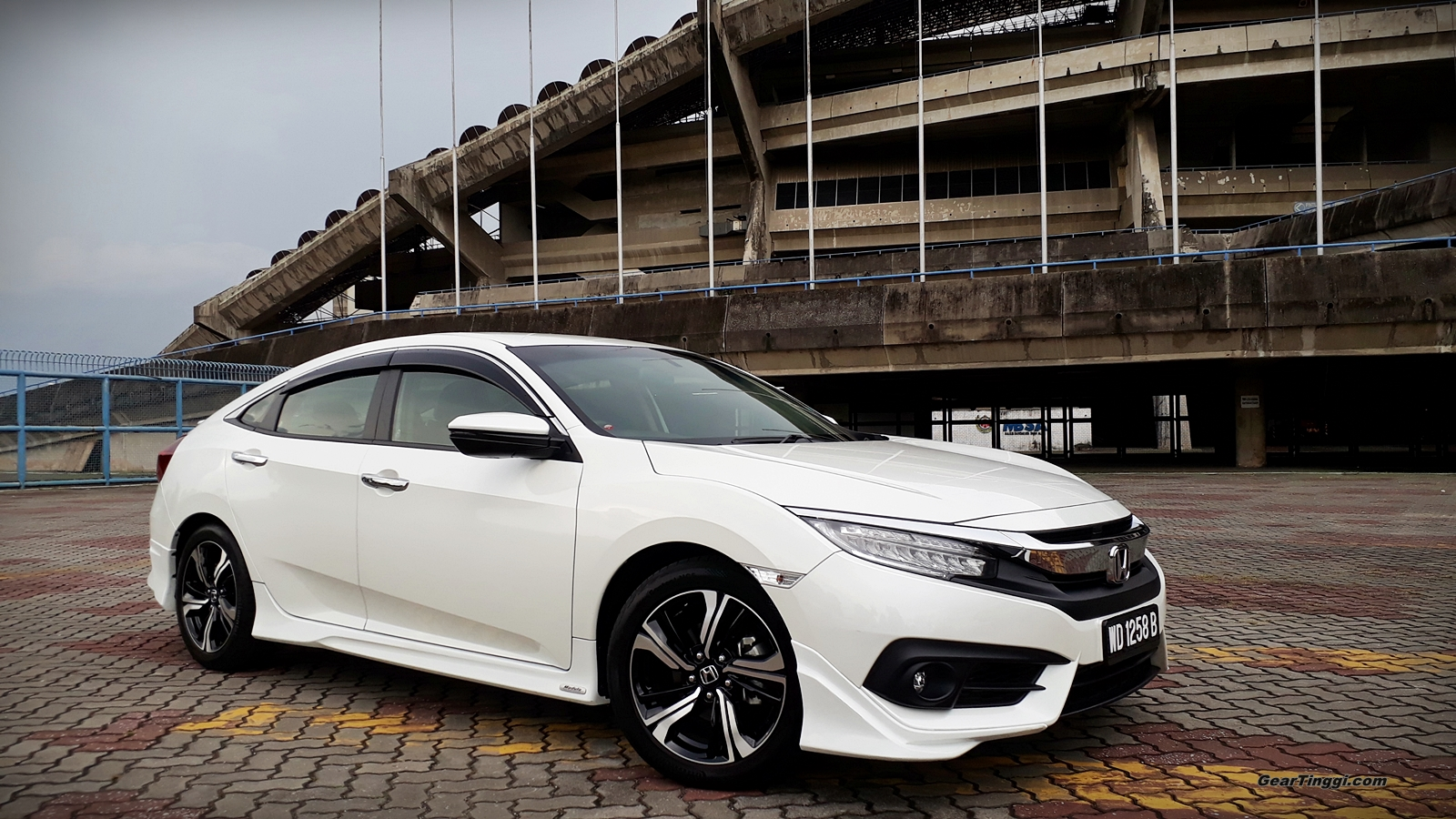 Honda Civic 1.5 VTEC Turbo 2017