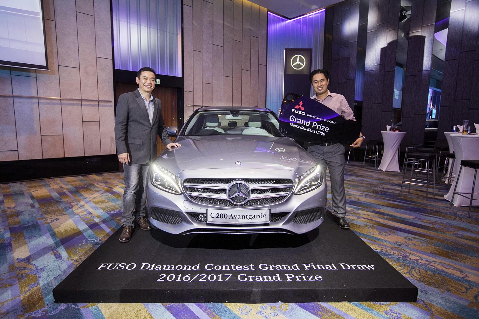 Peraduan FUSO Diamond 2017