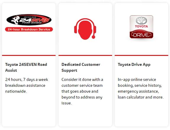 UMW Toyota Care that Amazes