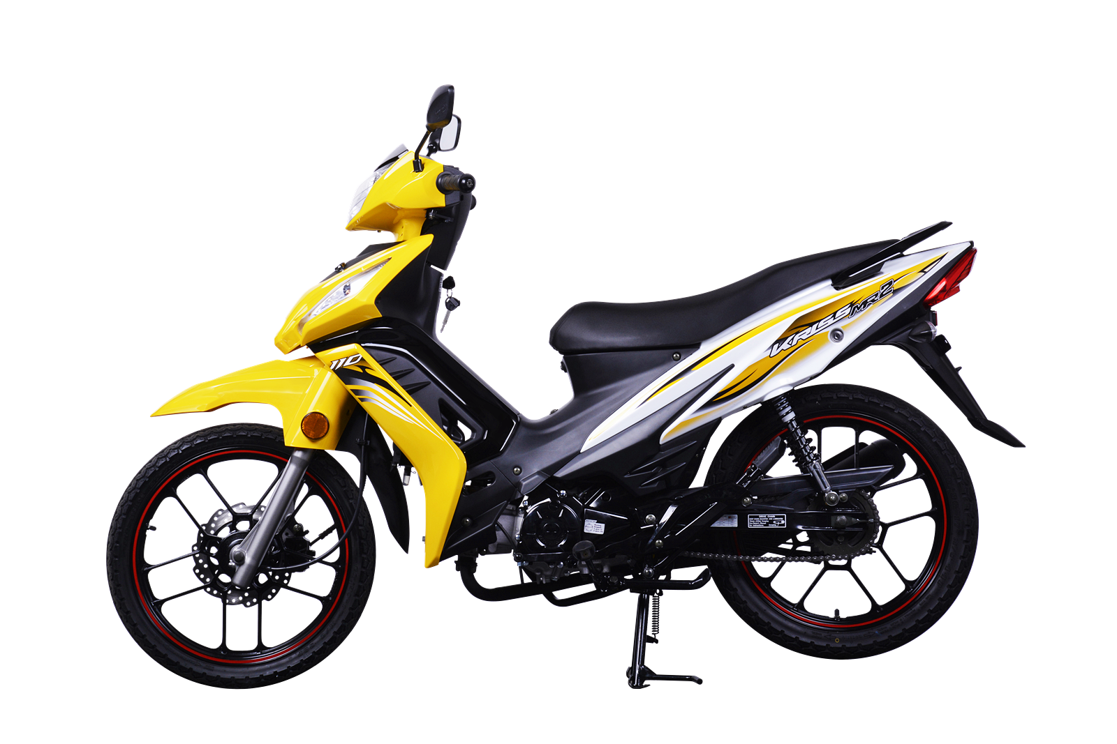 Modenas Kriss Mr2 Canary Yellow 2017 07 Geartinggi Com