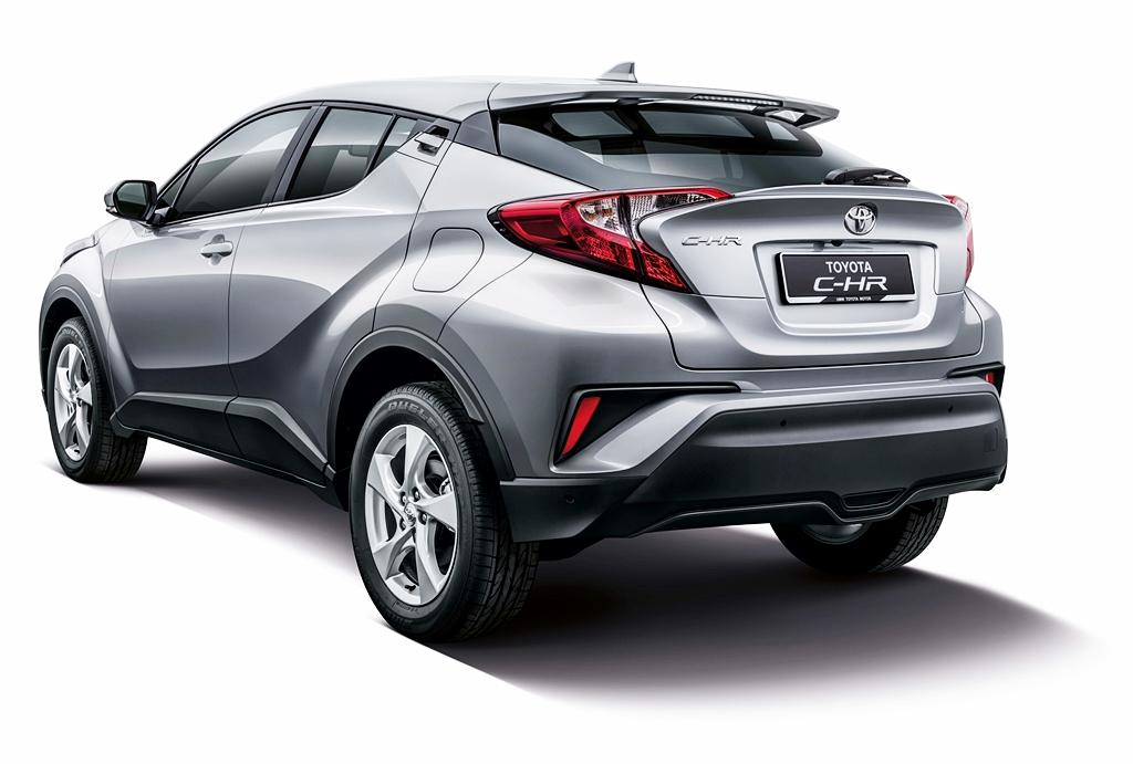 Toyota C-HR Malaysia