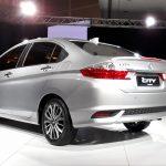 Honda City Facelift 2017