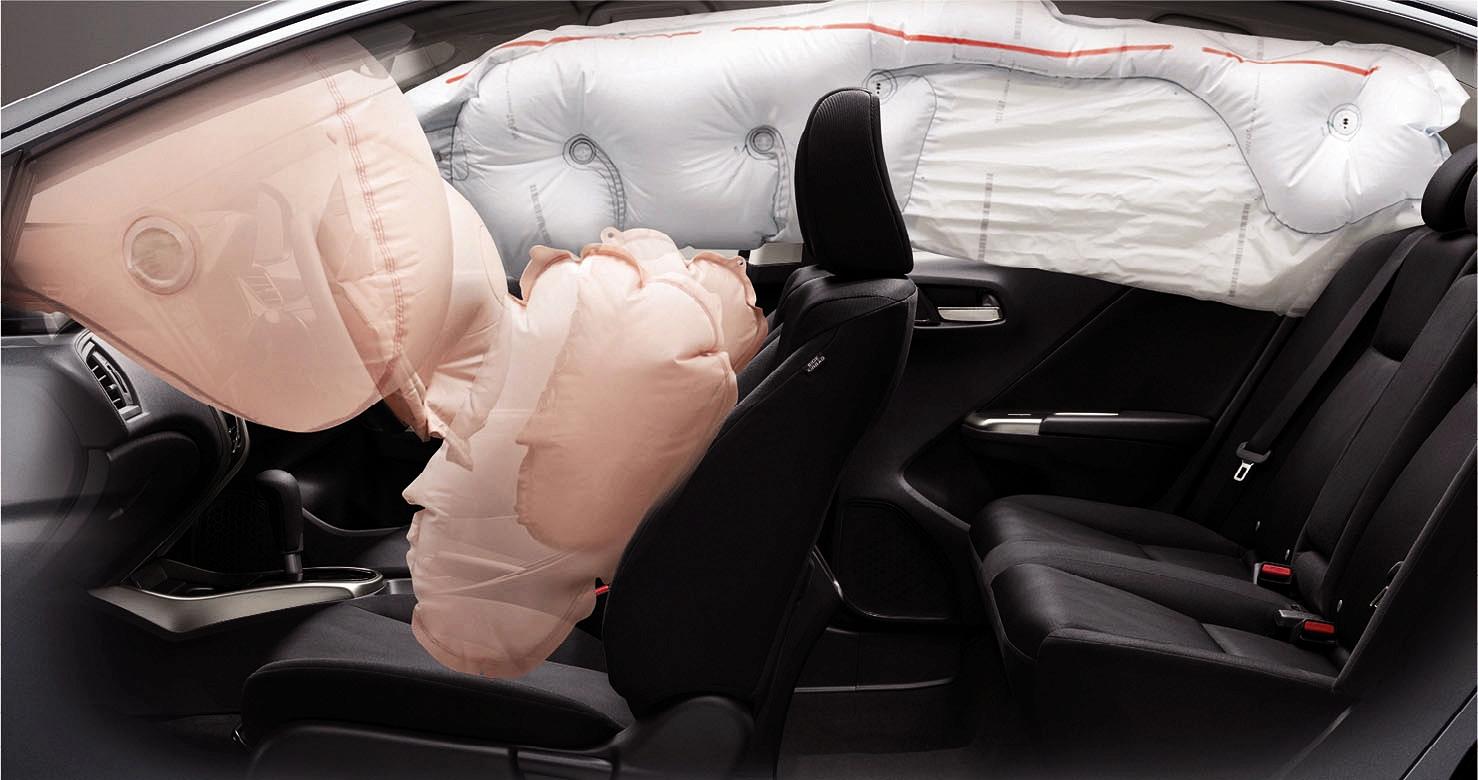Honda City facelift