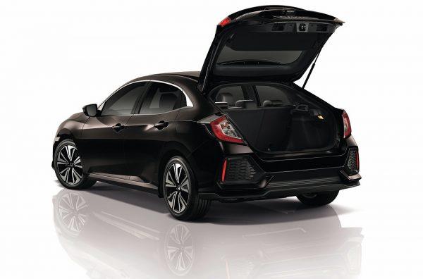 Honda Civic Hatchback Thailand