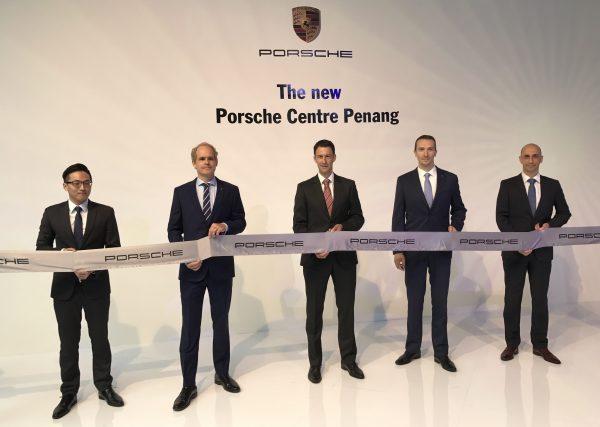 Porsche Centre Penang