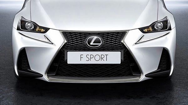 Lexus IS 200t F SPORT 2017