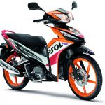 Honda Wave Dash Fi Repsol Easy