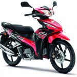 Honda Wave Dash Fi Vivacity Red