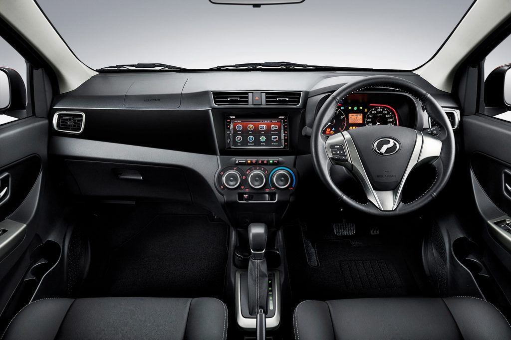 Perodua Bezza 2017