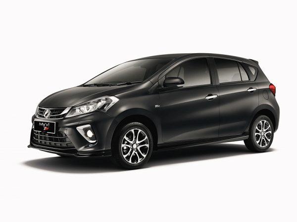 Perodua Myvi 2017